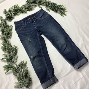 Denim - Cropped jeans